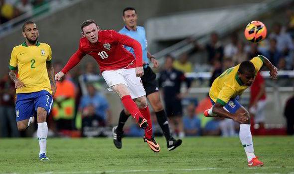 Rooney Maracanã