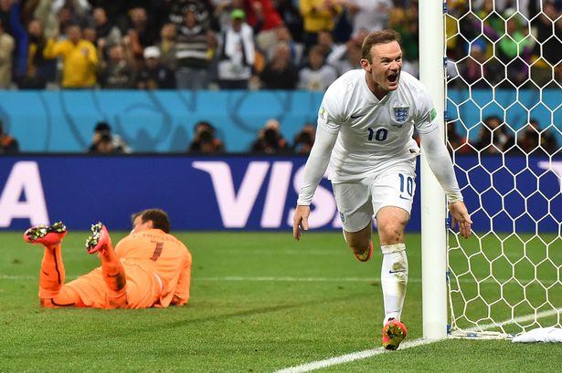 Rooney Uruguay
