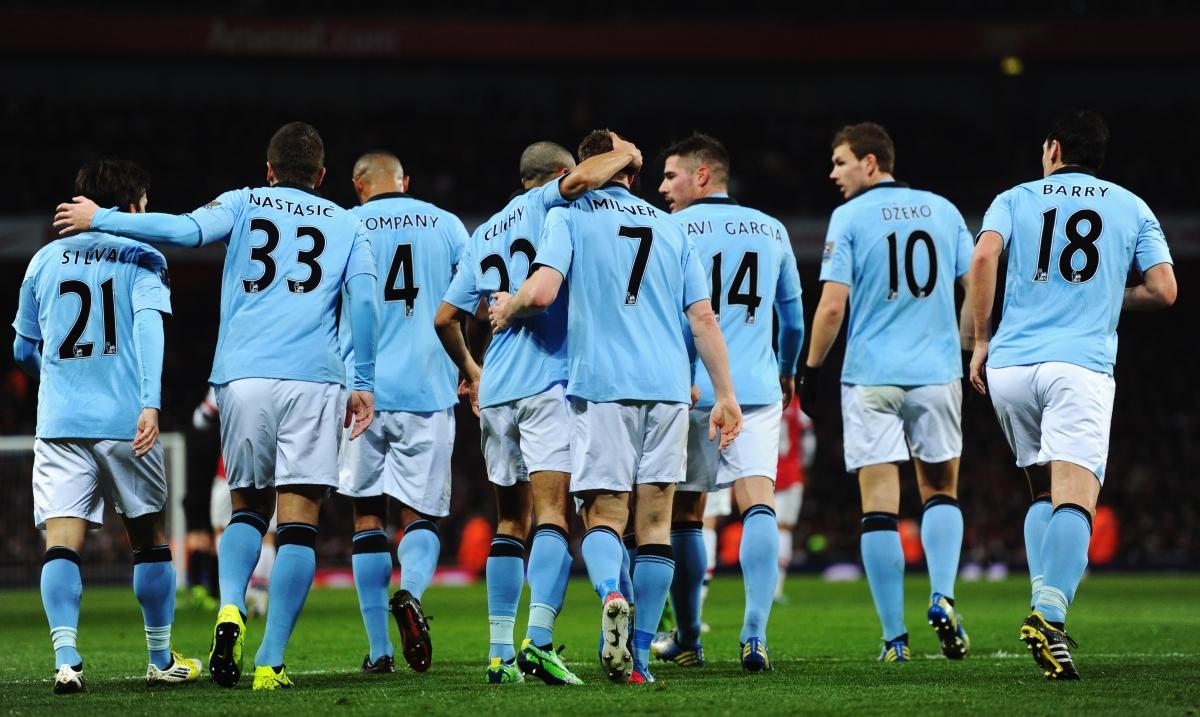 4-2-2-2 - Manchester City Case Study